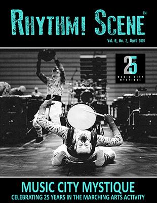 rhythm scene